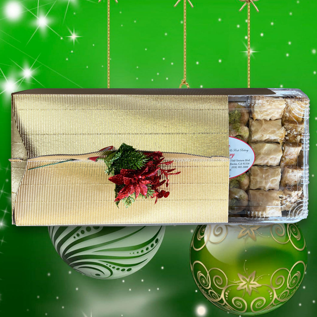 Holiday Packaged Box - Assorted Medium Sheet 1