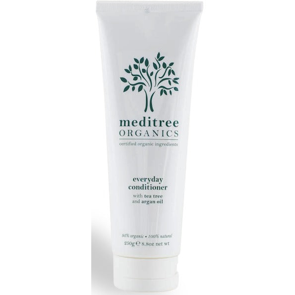everyday conditioner with tea tree & argan oil 250g