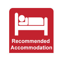 Recommended Accommodation