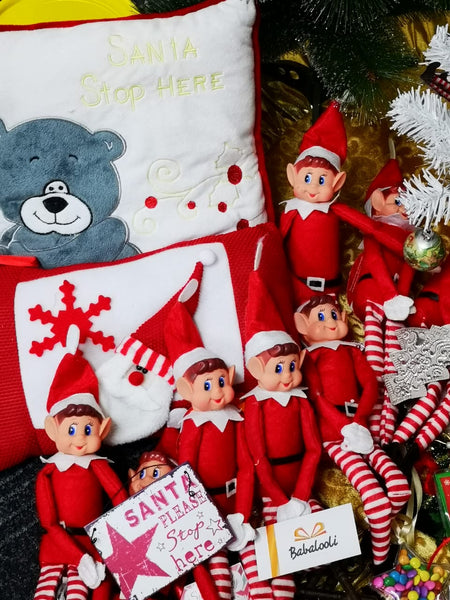 Elf on the shelf - do's & dont's