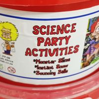 Science kit make Slime, Snow & bouncy balls
