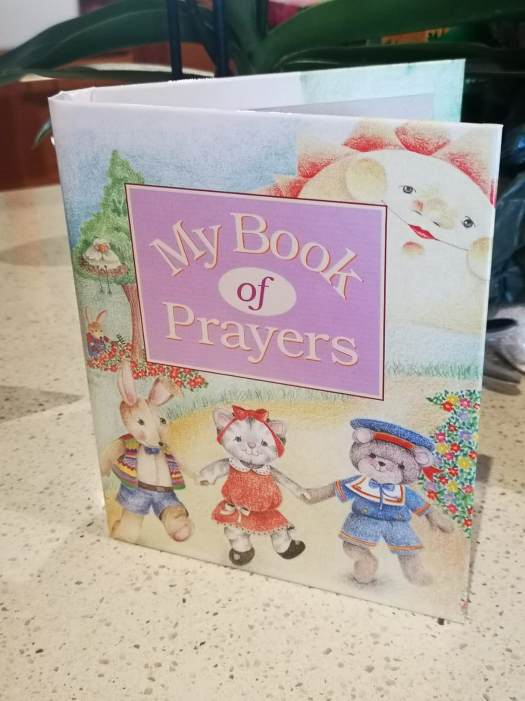 Personalised Story Book  -  My Book of Prayers