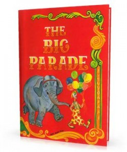 Personalised Story Book  - -The Big Parade