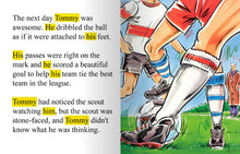 Load image into Gallery viewer, Personalised Story Book - My Soccer Adventure