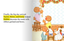 Load image into Gallery viewer, Personalised Story Book:  - MY Tea Party