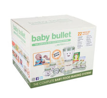 Load image into Gallery viewer, Nutri Baby Bullet