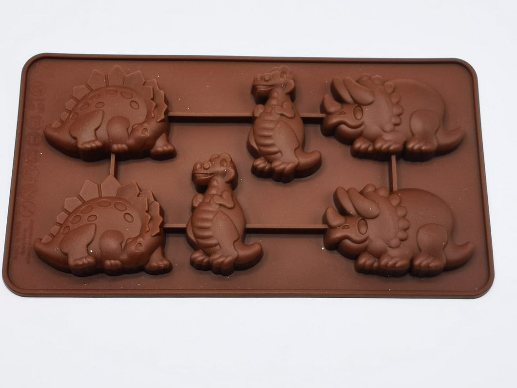 Dino choc/ soap mold
