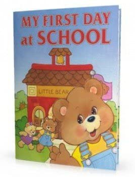Personalised Storybook  -  My first day at school