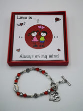 Load image into Gallery viewer, Love is... Bracelets