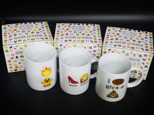 Load image into Gallery viewer, Emoji Mugs