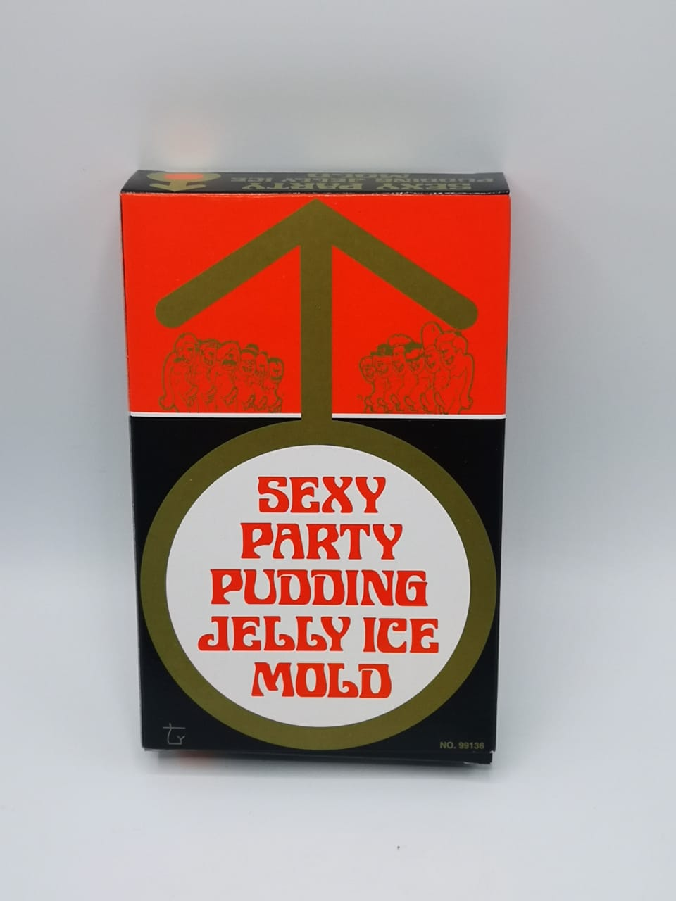Mold for jelly or ice