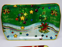 Load image into Gallery viewer, Xmas themed trays