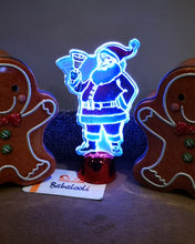 Load image into Gallery viewer, Merry Christmas Flashing light  Santa