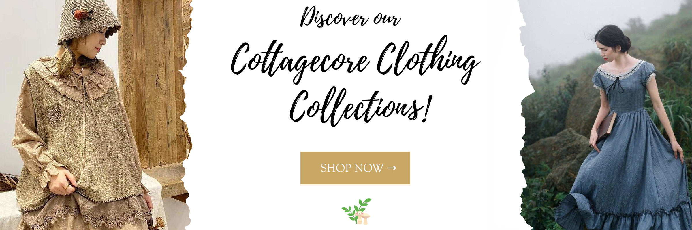 cottagecore outfits