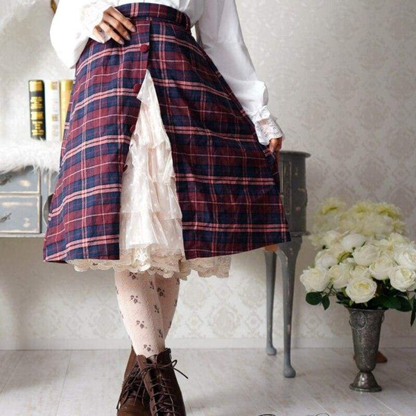 Cottagecore Mori Skirt - Kato