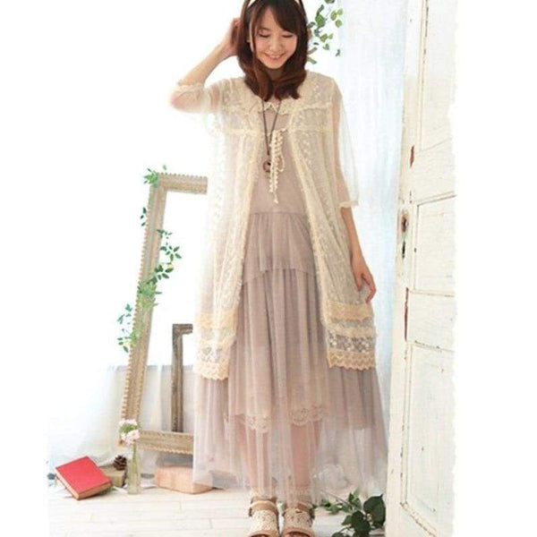 Cottagecore Shirt Lolita - Ito
