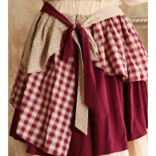 Cottagecore Skirt - Leslie