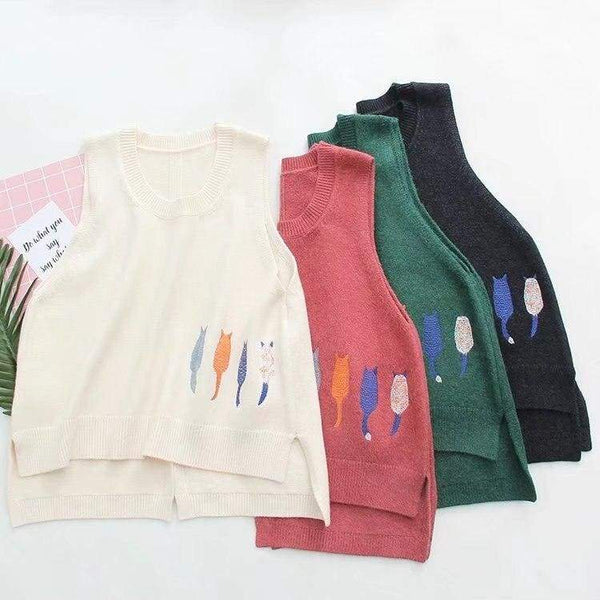 Cute Cottagecore Sweatshirt - Kyosuke