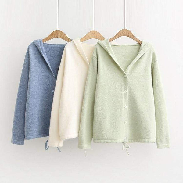 Fairy Cottagecore Sweatshirt - Ryosuke