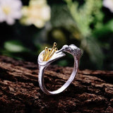 Fairycore Cottagecore Ring - Reet