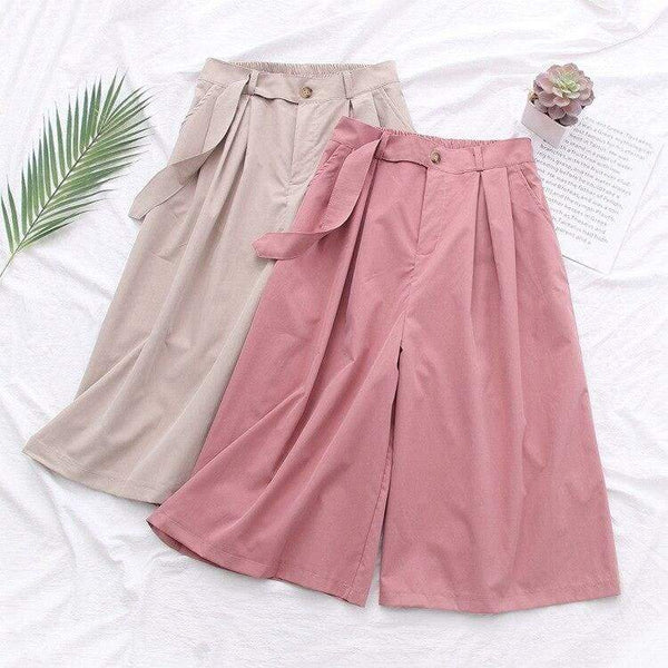 Formal Cottagecore Pants - Maie