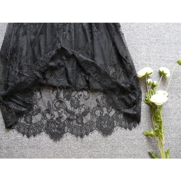Lace Cottagecore Skirt - Patricia