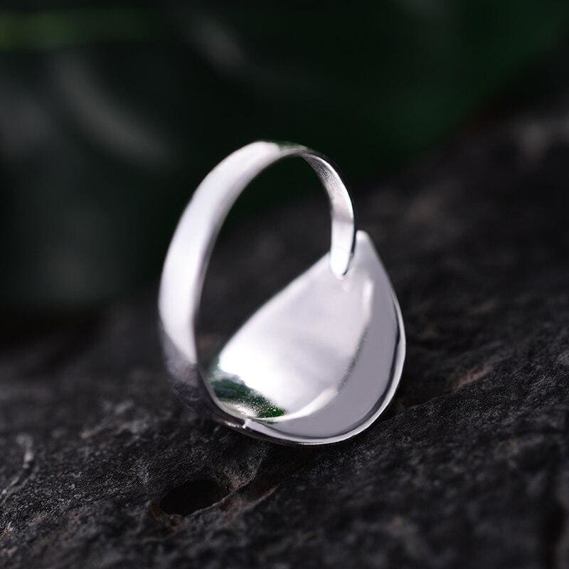 Leaf Cottagecore Ring - Mikako