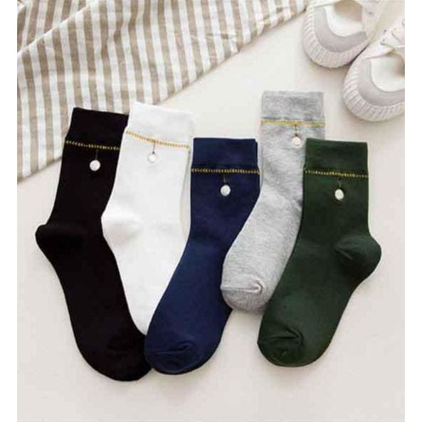 Mori Cottagecore Socks - Victoria