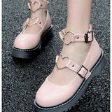 Spring Cottagecore Shoes - Hanako