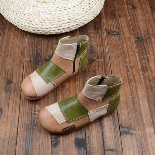 Spring Cottagecore Shoes - Katrin
