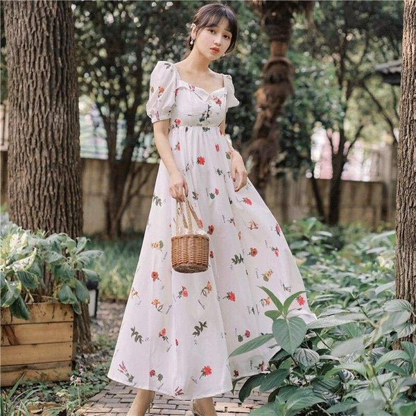 Sylvan Cottagecore Dress - Murayama