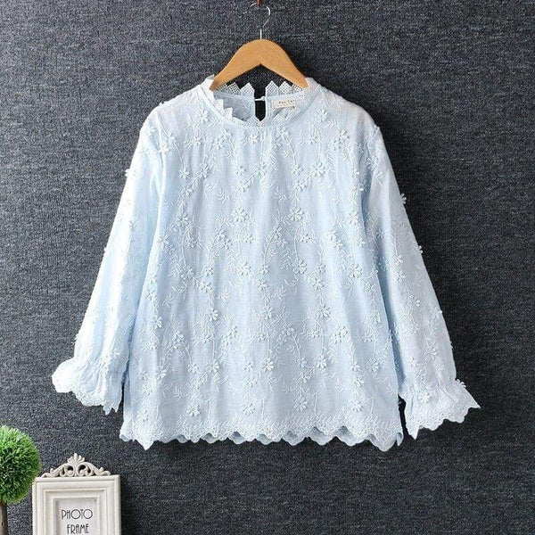 Vintage Cottagecore Shirt - Natalja