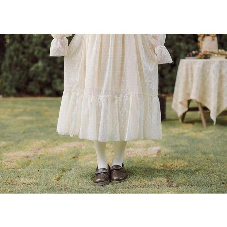 Wedding Cottagecore Dress - Tatiana