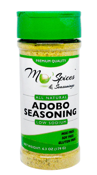 Mo'Spices Low Sodium Adobo Seco