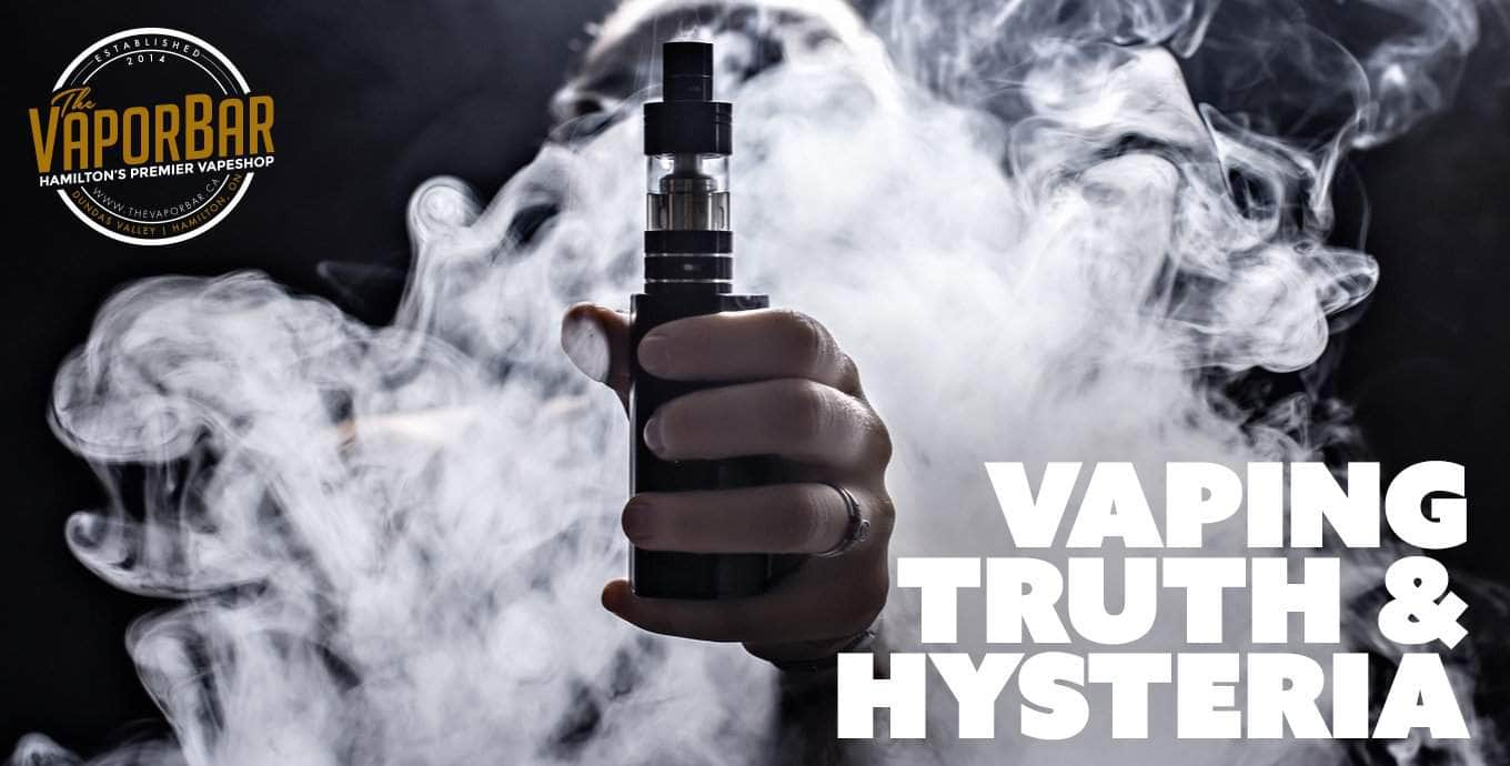 Vaping. Truth and Hysteria