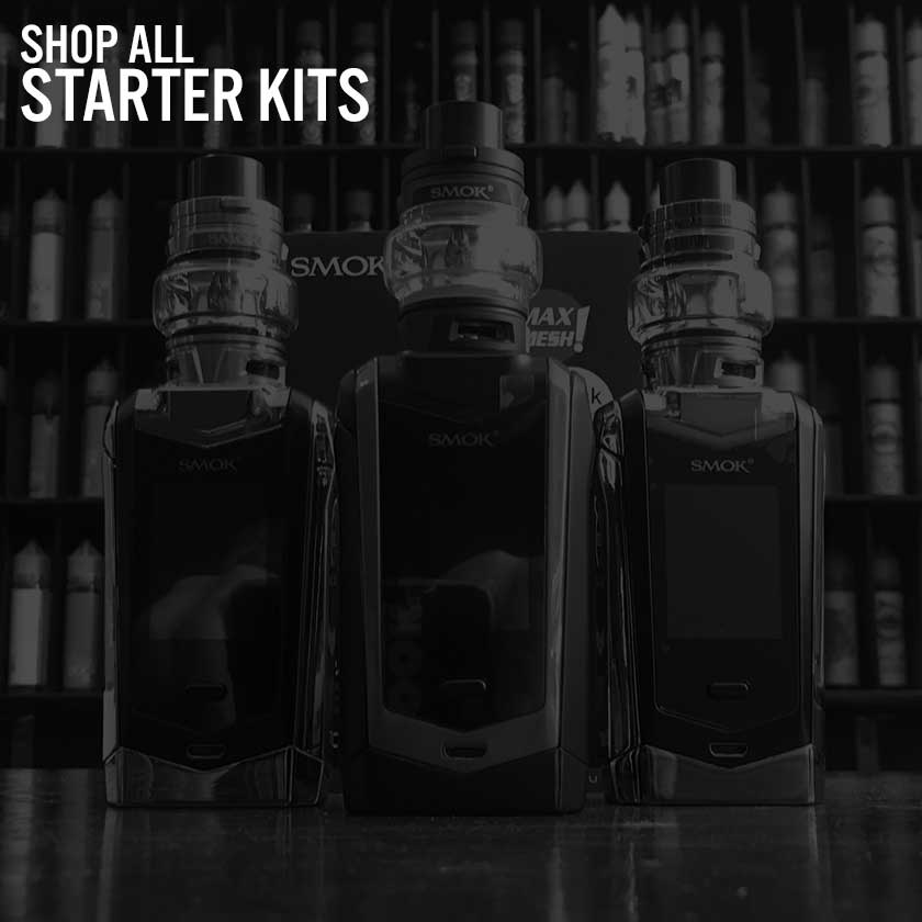 The Vapor Bar - Shop All Starter Kits