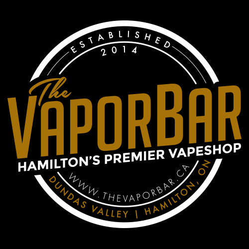 THE VAPOR BAR - HAMILTON ONTARIO'S VAPE SHOP