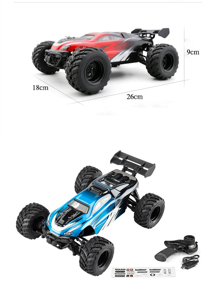 Bigfoot RC Truck