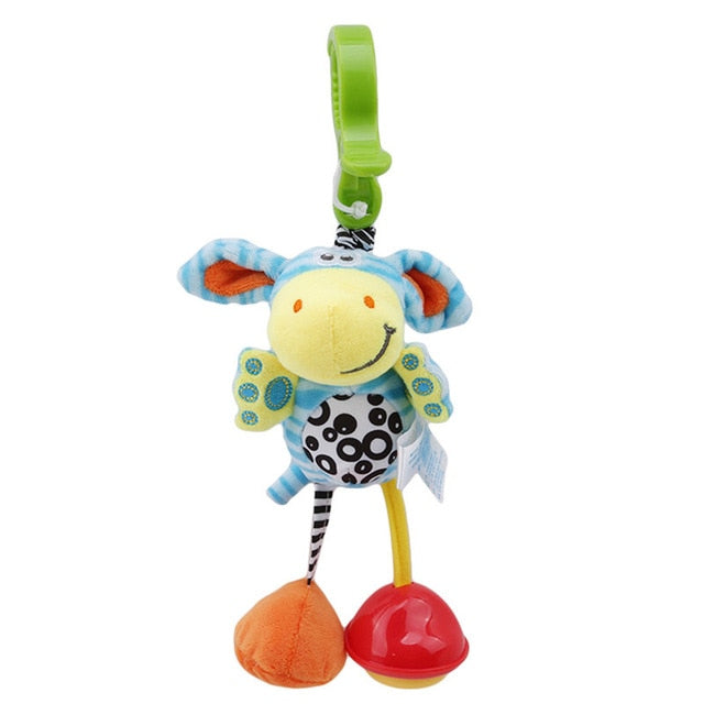 Shine Rattle Toy