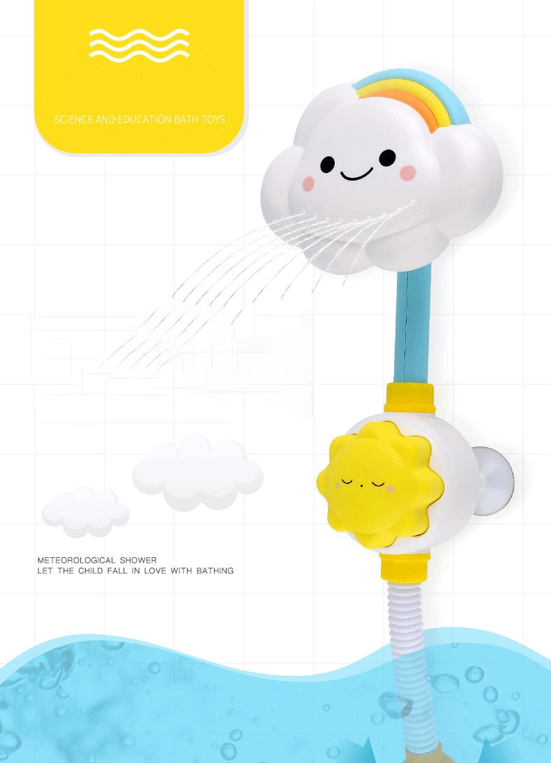 Cloud Showers Toy
