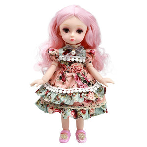 White Lady Doll