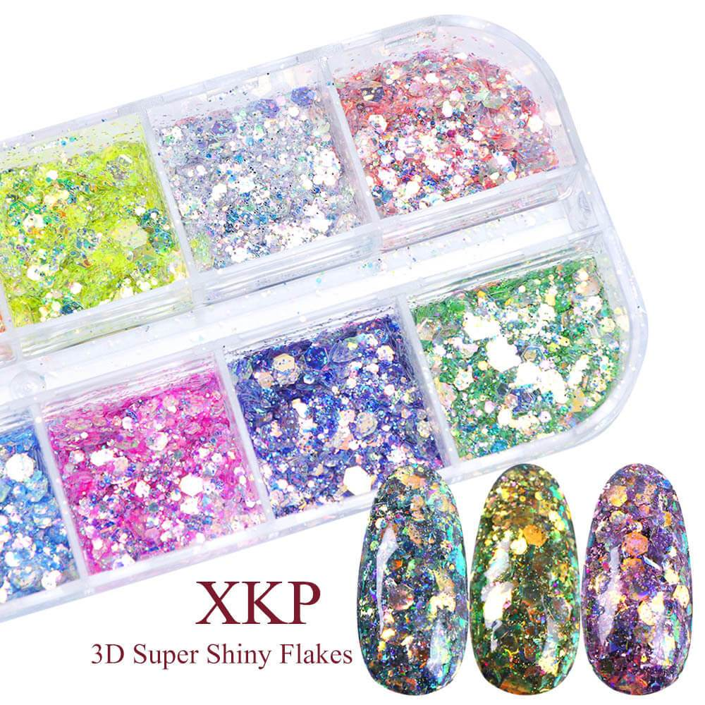 All In One PolyGel Extention Nail Kit