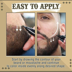 Beard Filling Pen Kit