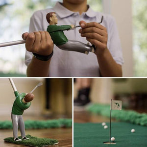 INDOOR GOLFER