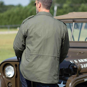 M-65 Field Jacket for the US Marine Corps