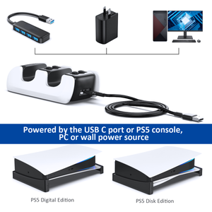 [HOT SALE]PS5 Controller Charging Station