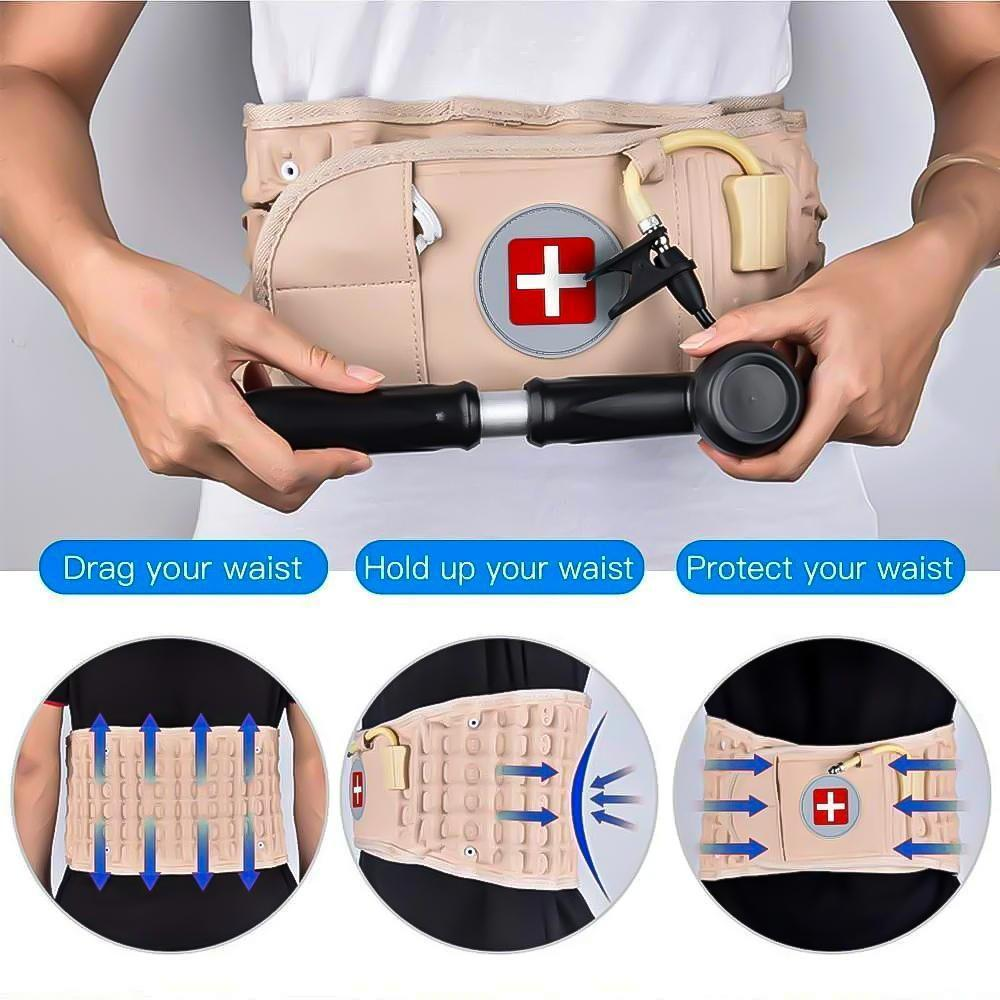 [FREE SHIPPING]LUMBAR DECOMPRESSION BELT