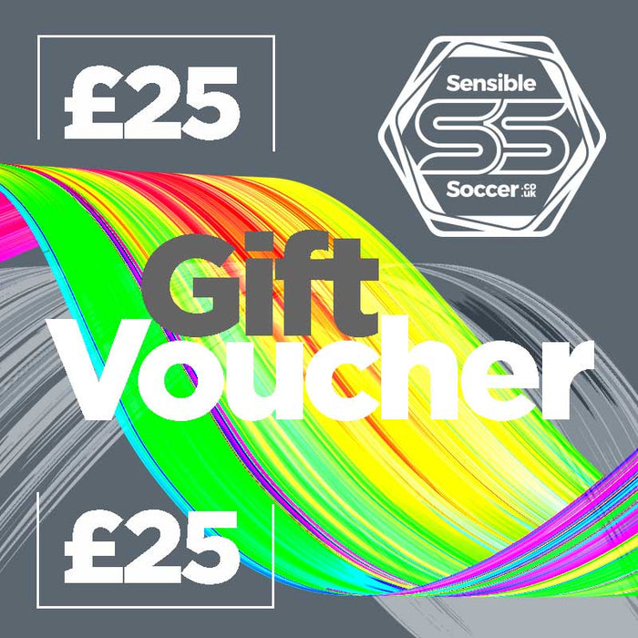 Sensible Soccer eGift Vouchers