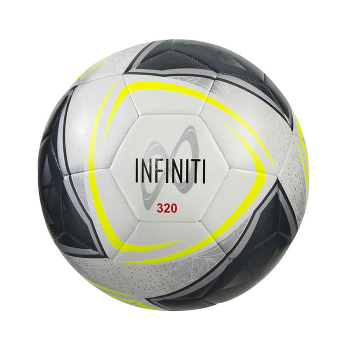 Samba Infiniti Lite Ball White/Charcoal/Fluo Orange