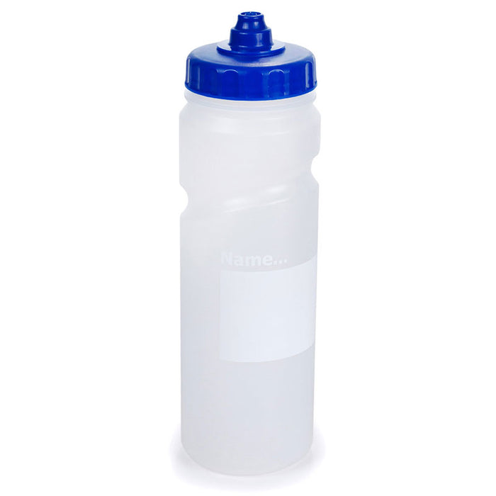 Samba Clear Water Bottles
